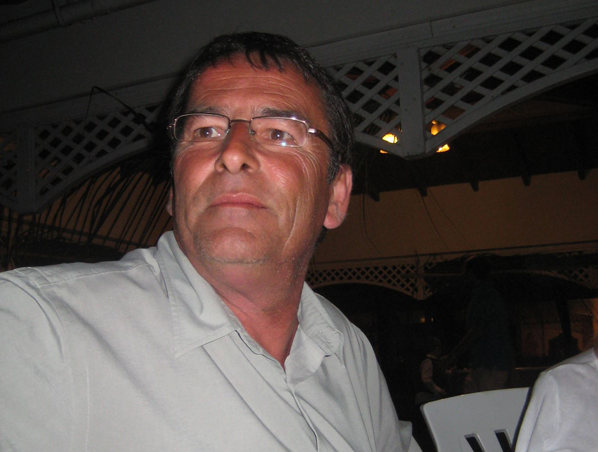 Avis de décès : Sylvain Belisle de Voyage Hone St-Paul