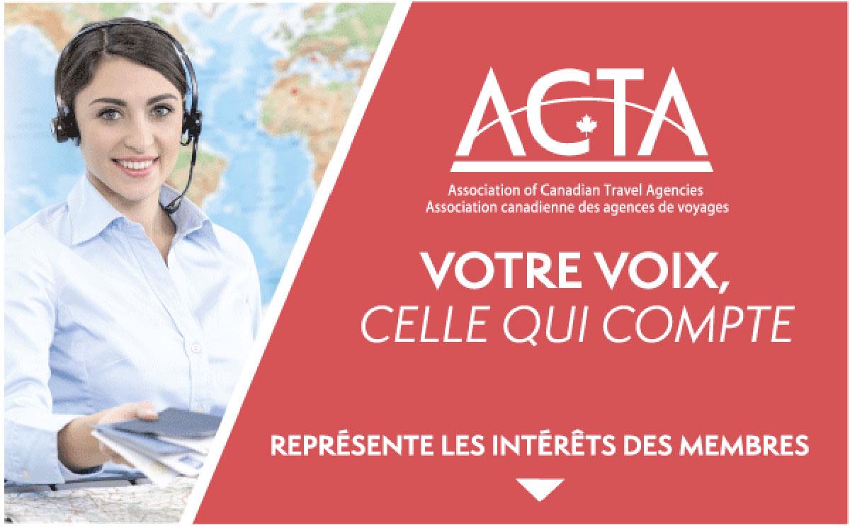 Trois offres promotionnelles de l'ACTA pour souligner ses 40 ans