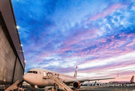 Air Canada ajoutera Victoria au départ de Montréal en 2018