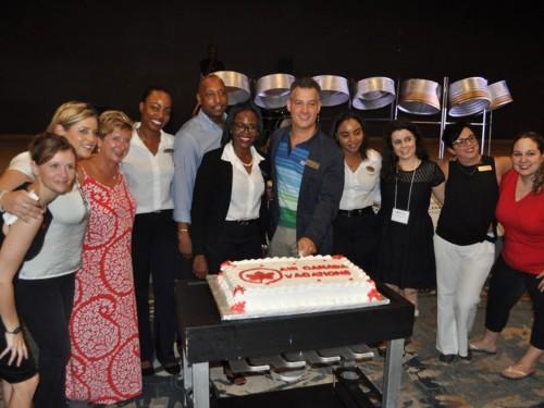 Mega FAM : 136 agents en Jamaïque avec Vacances Air Canada