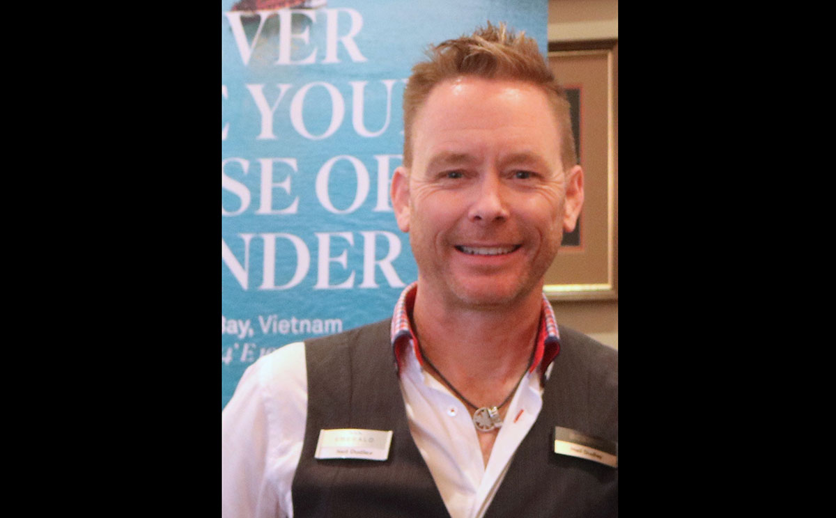 Neil Dudley quitte Scenic pour AmaWaterways