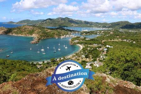 PAX à destination : Antigua, la nouvelle destination de Sunwing au banc d'essai