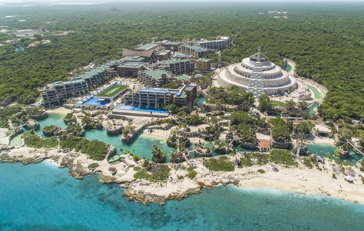 L'hôtel Xcaret Mexico ouvre ses portes à Cancún