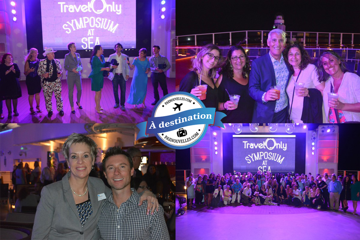 TravelOnly conclut son Symposium at Sea
