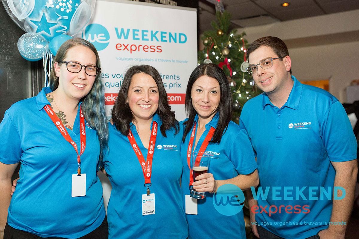 Weekend Express dévoile sa nouvelle image