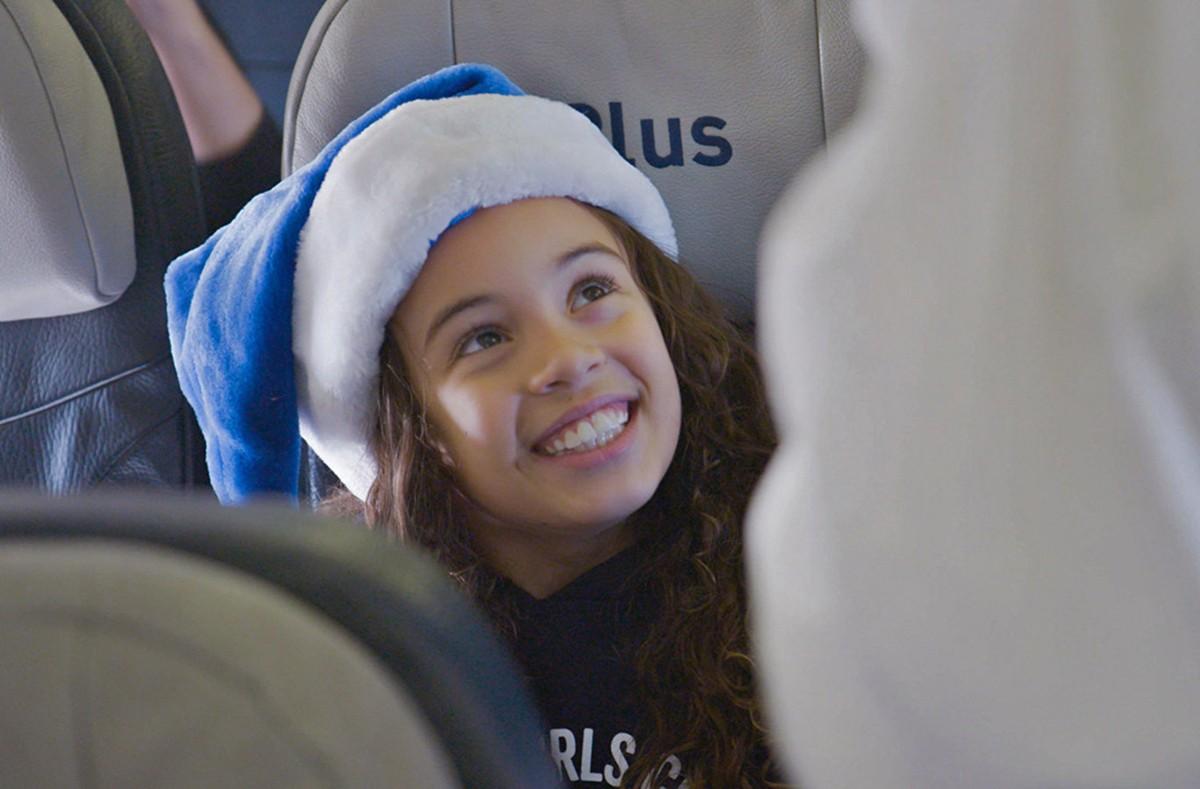 WestJet dévoile ses 12 vols de Noël