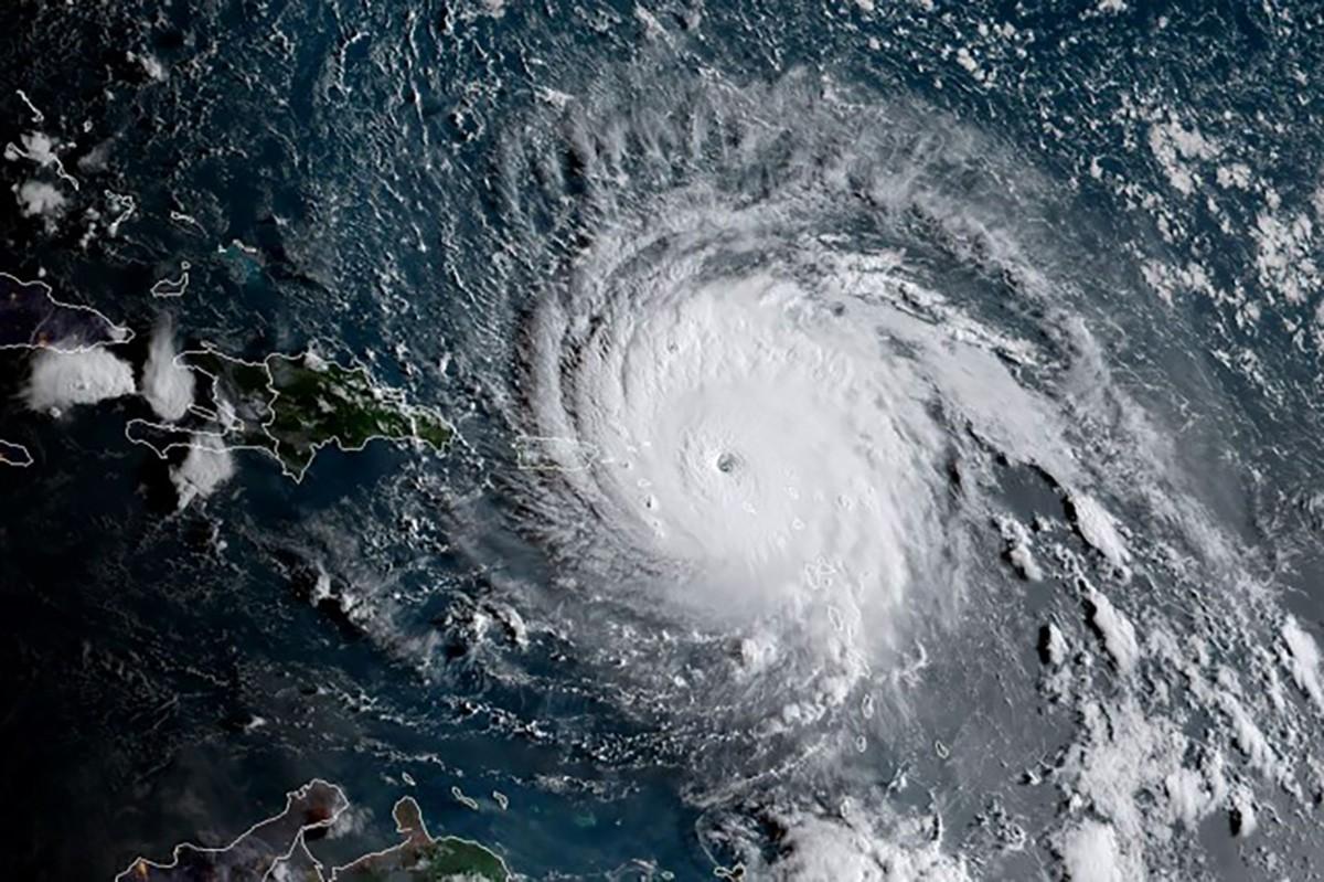 """L'ouragan Irma, sujet le plus """"googlé"""" par les Québécois en 2017"""