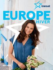 Europe Hiver
