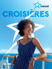 Croisières 2017 - 2018