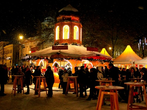 En images : les plus jolis marchés de Noël d'Allemagne