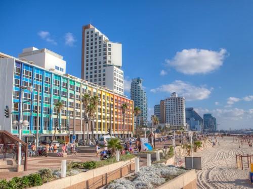 25% plus de touristes canadiens en Israël en 2017