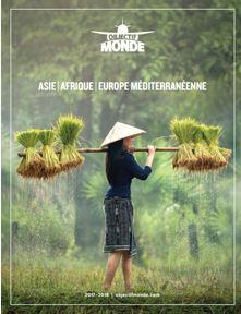 Asie, Afrique, Europe Méditerranééene   hiver-printemps 2017-2018