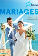 Mariages 2018-2019