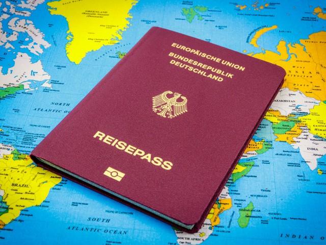 Le passeport allemand, le plus puissant au monde