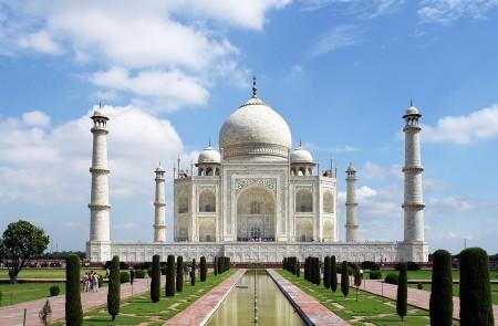 L'Inde restreint l'accès au Taj Mahal