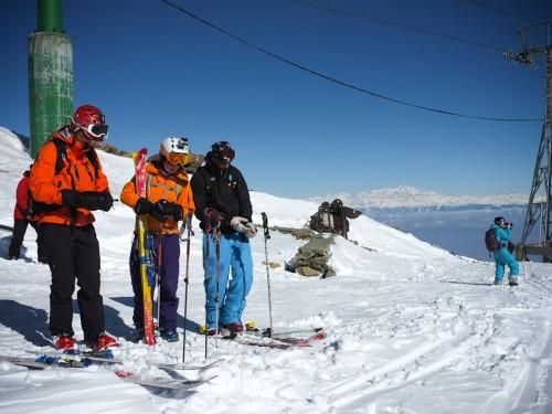 Dévalez les pentes à ces cinq destinations de ski étonnantes