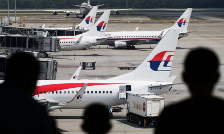 Un autre vol terrifiant pour Malaysia Airlines