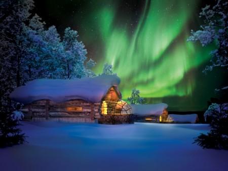 Les 5 meilleurs hôtels de glace du monde