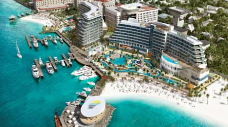 Un Margaritaville de 250 $ millions à Nassau