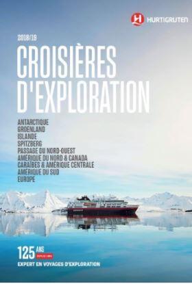 Croisières d'Exploration 2018-2019