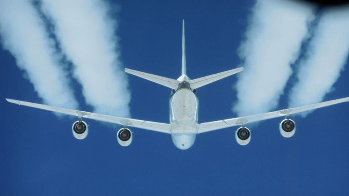 Un biocarburant québécois pour réduire la pollution des avions