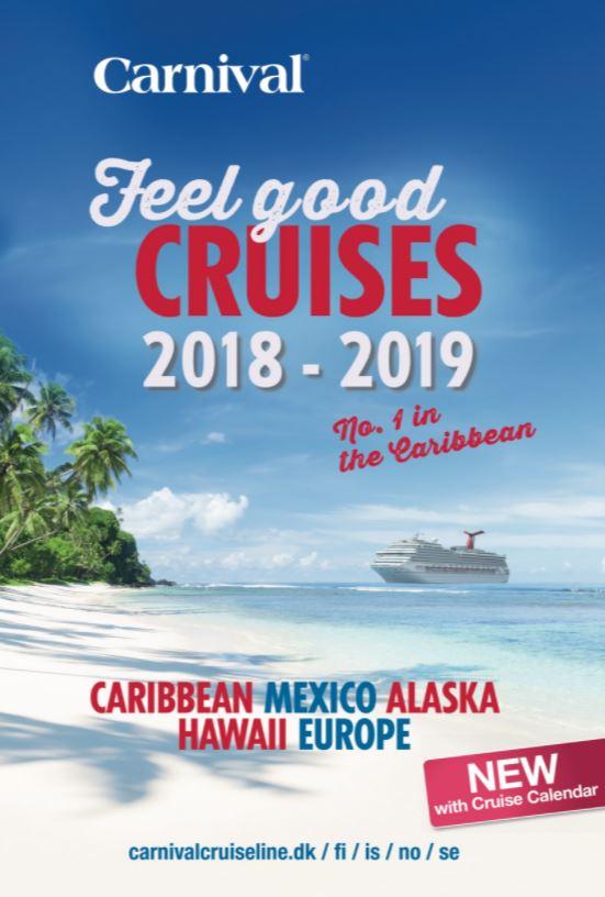 Feel good Cruises 2018-2019 (anglais)