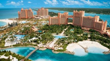 Bahamas : du nouveau à l'Atlantis Paradise Island