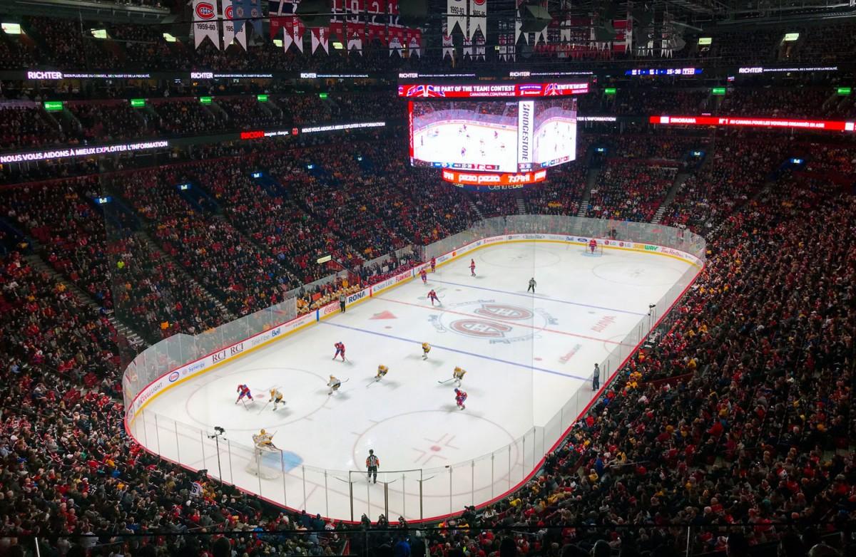 Turkish Airlines : une soirée de hockey pour séduire les agents