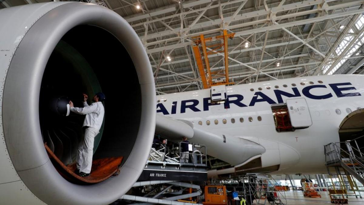 Y aura-t-il une grève chez Air France le 22 février?