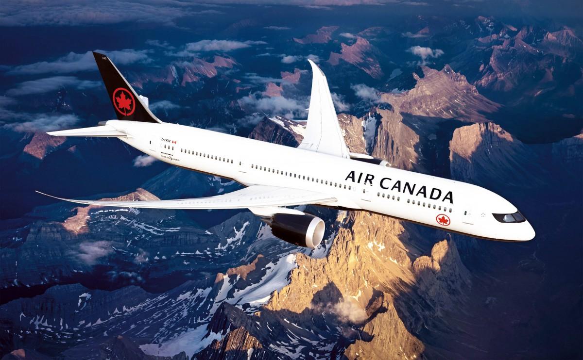 Air Canada est nommé transporteur écologique de l'année