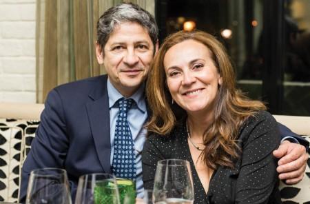 Couple vedette de l'industrie : Patricia Pérez et Camilo Aguilar