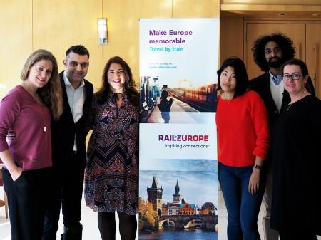 RailEurope dévoile son portail pour agents de voyages