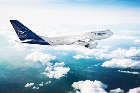 Une nouvelle livrée pour la Lufthansa
