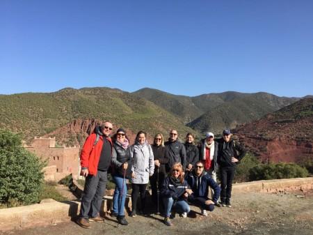 « Villes impériales, Atlas et Atlantique » : retour d'éducotour au Maroc réussi