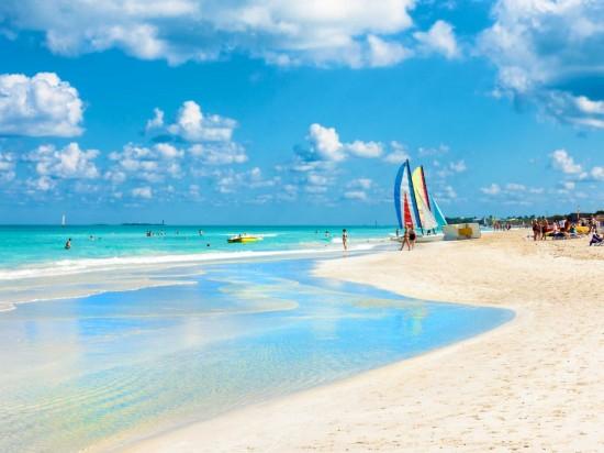 Plus de vacanciers que jamais à Cuba
