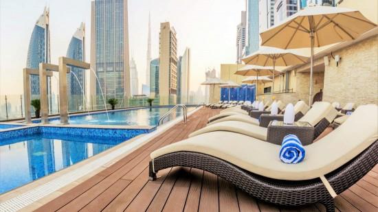 L'hôtel le plus haut du monde ouvre ses portes à Dubaï