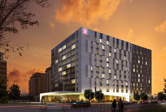 Le Royalmount sera doté de 1000 chambres d'hôtel