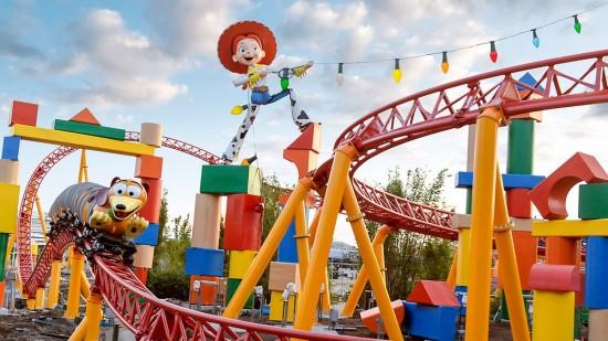 Un Toy Story Land dès juin à Walt Disney World