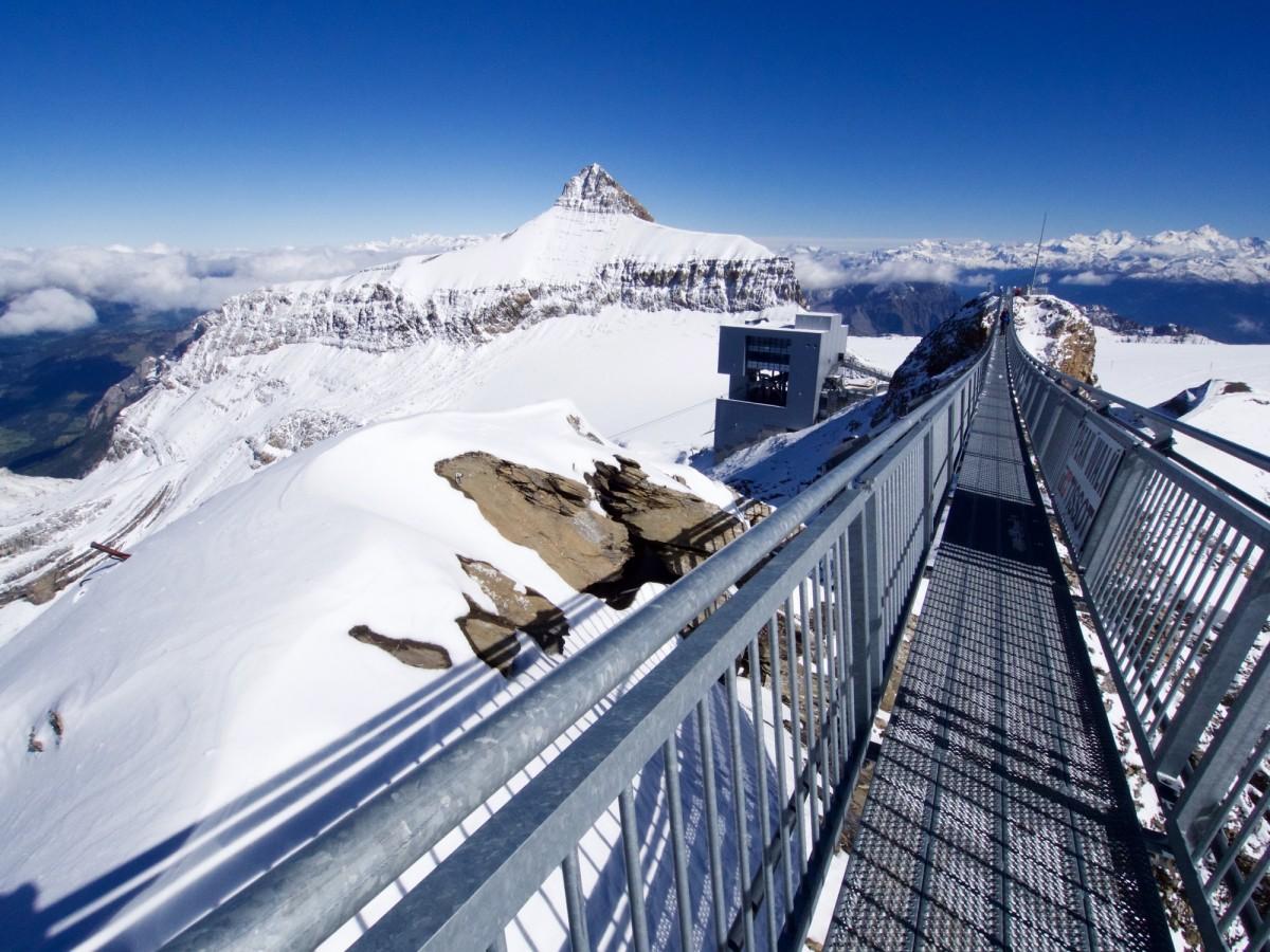 Voyageurs canadiens en Suisse : une hausse de 9,1%
