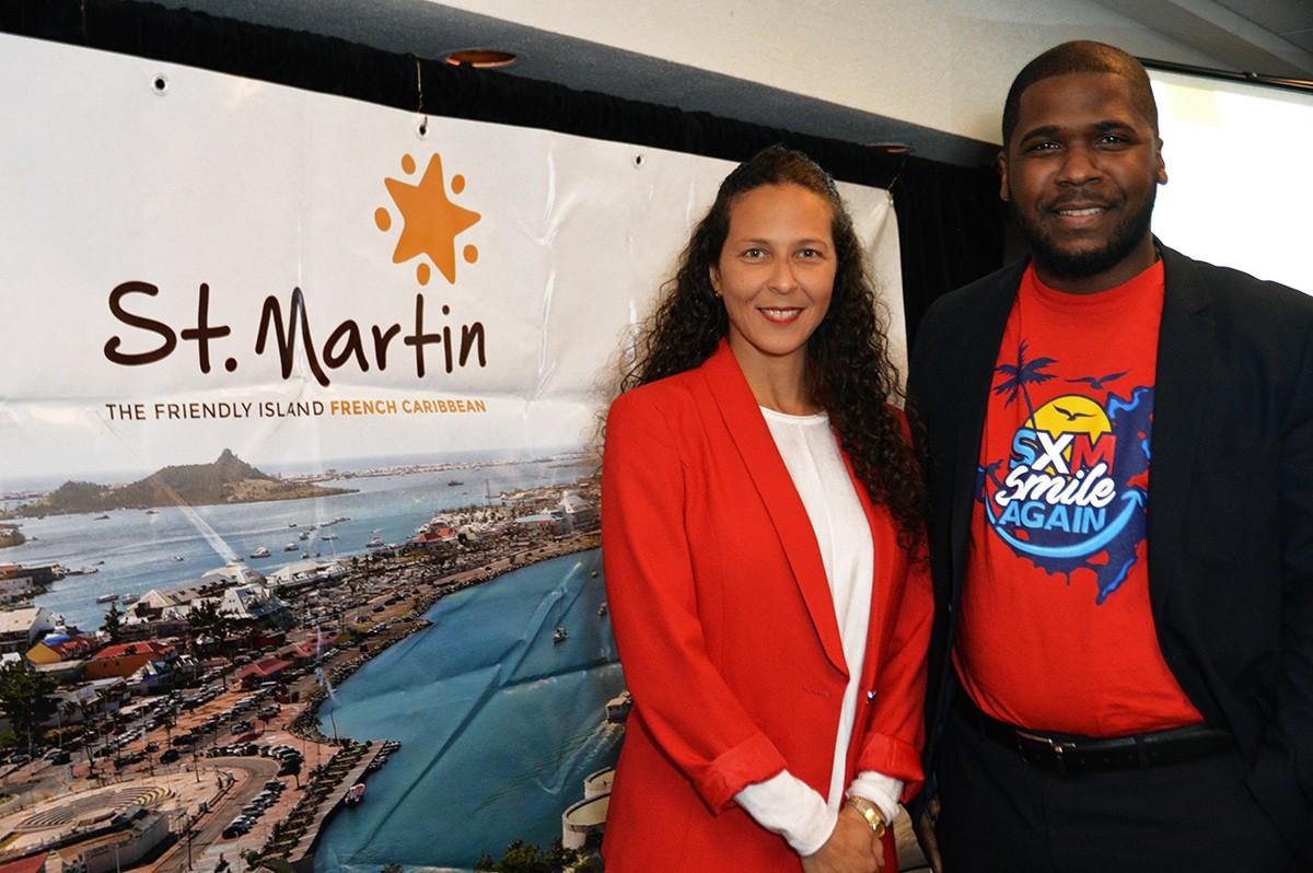 « Il est d'ores et déjà possible de visiter Saint-Martin », insiste l'office de tourisme
