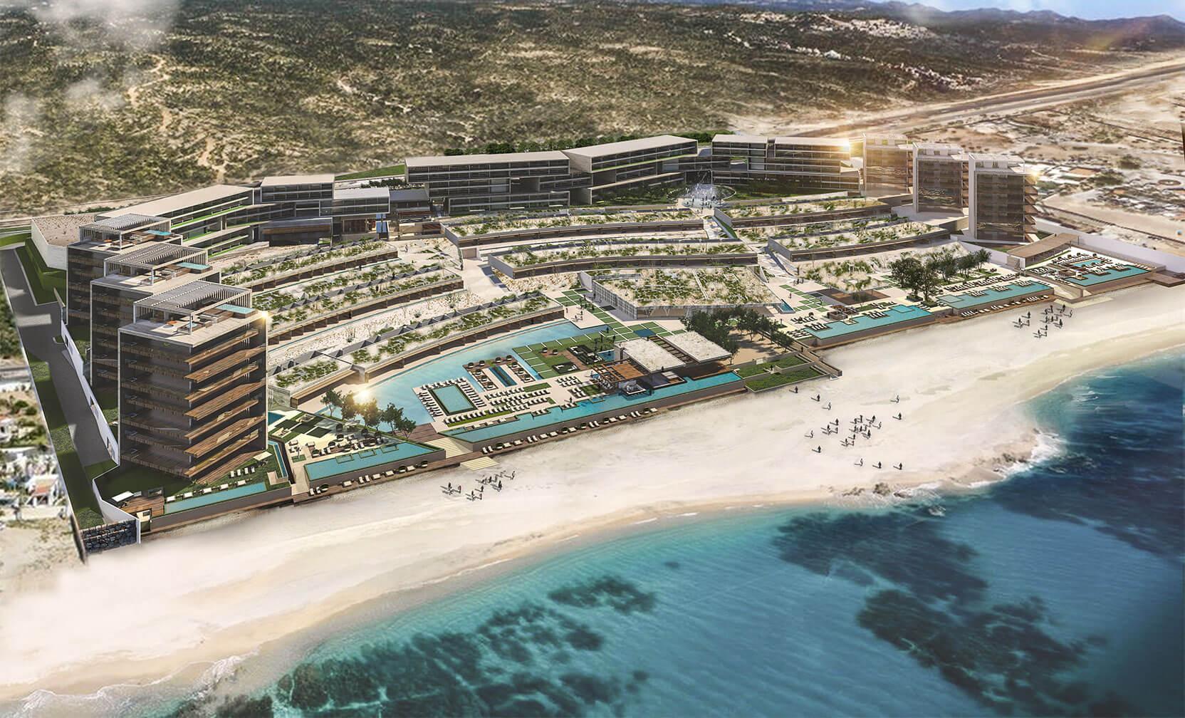 Solaz : nouveau complexe tout-inclus à Los Cabos