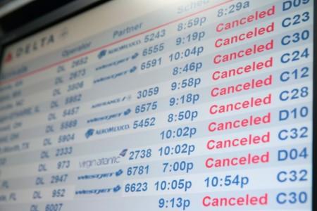 Tous les vols Montréal - New York annulés aujourd'hui