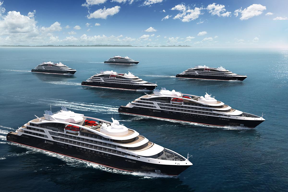 Deux nouveaux navires Ponant Explorer pour 2020