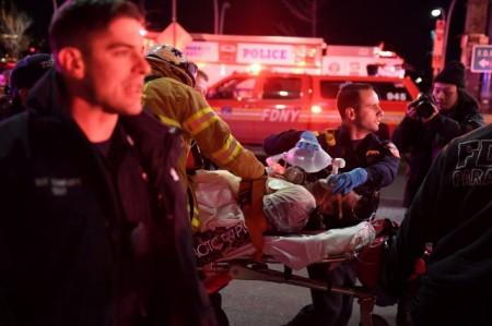 Cinq morts dans un accident d'hélicoptère à New York