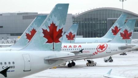 Panne informatique : les avions d'Air Canada immobilisés