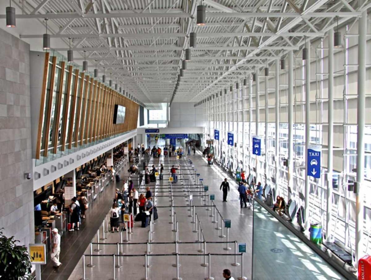 L'aéroport de Québec enfin desservi par un autobus