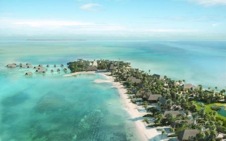 Four Seasons : un complexe tout-inclus au Belize en 2021
