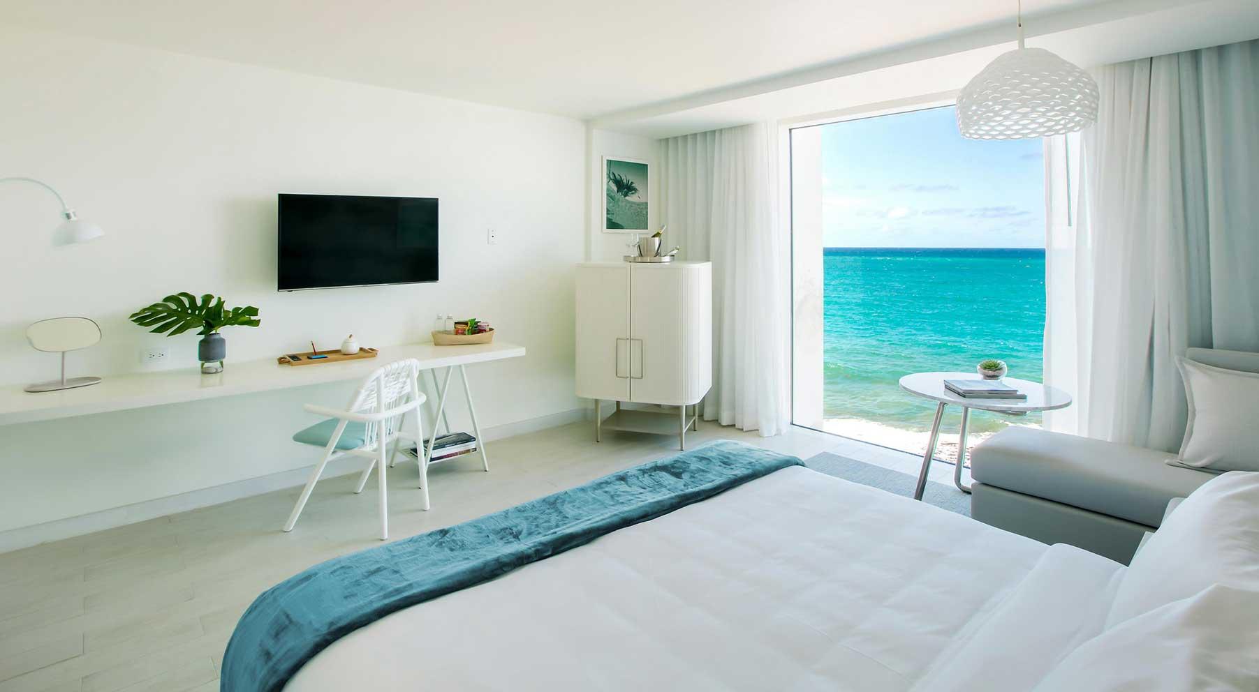 Le Serafina Beach Hotel ouvre ses portes à San Juan