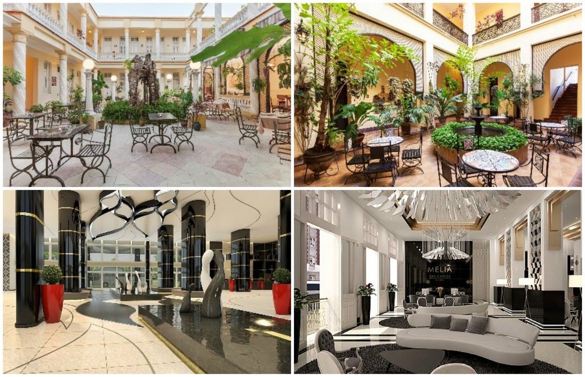 Sept nouveaux hôtels à Cuba pour le groupe Meliá