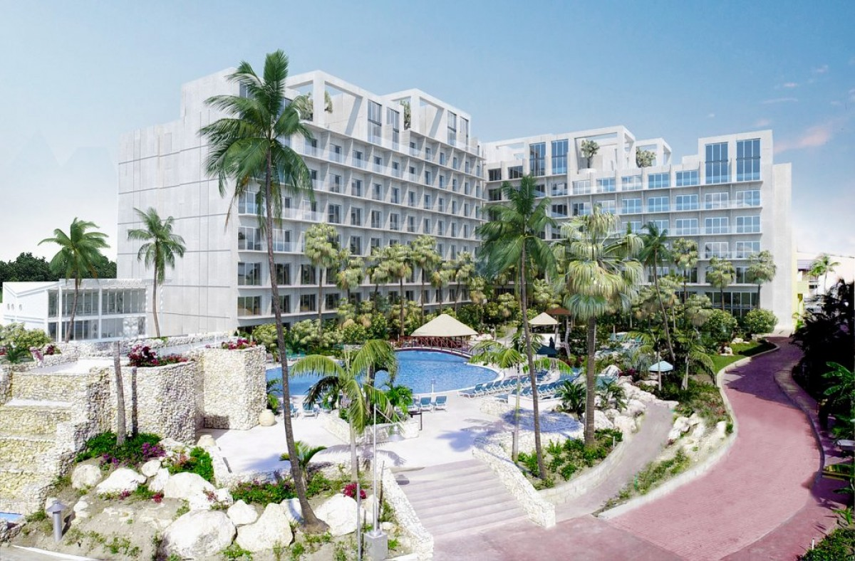 En images : les rénovations du Sonesta Maho Beach Resort de Sint Maarten